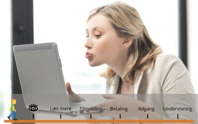Online kurser – hvad kræver det?